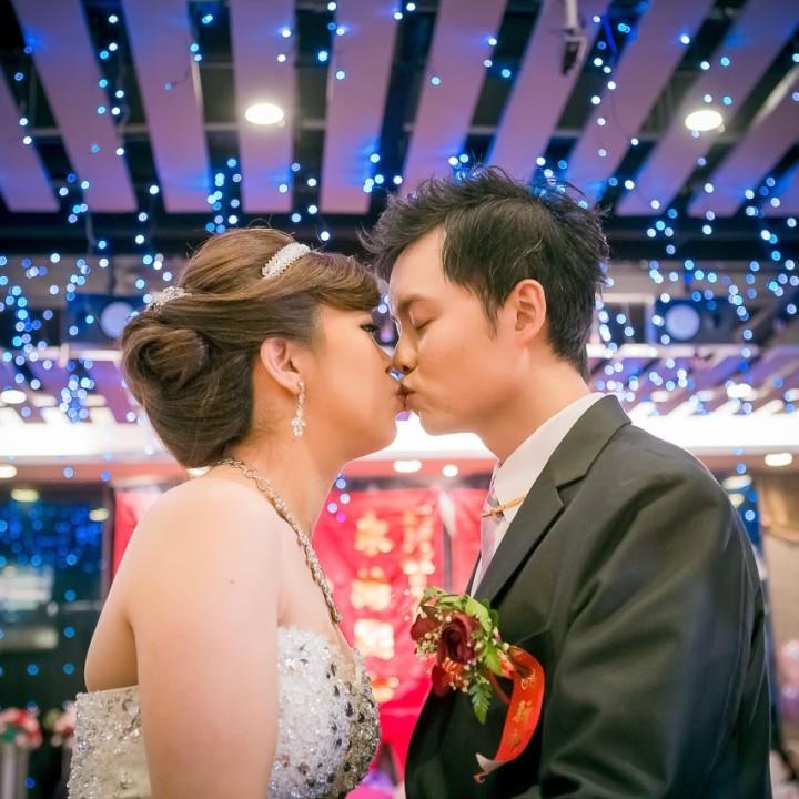婚禮記錄 |  Denny & Felisa @ 基隆龍麒婚宴會館