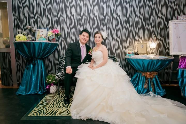 婚禮記錄 | ALEX & MAGGY @ 永寶會館