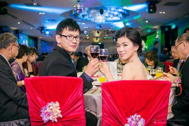 婚禮記錄 | Kenny & Jessica @ 水源會館