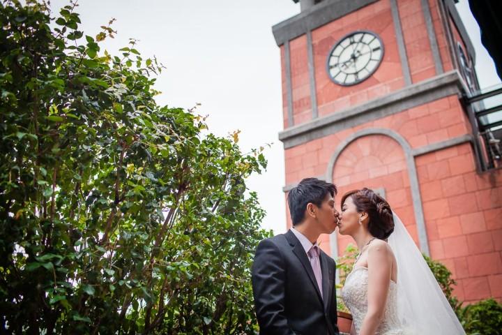 婚禮記錄 | CHARLIE & KYLIE @ 維多利亞酒店 / 故宮晶華