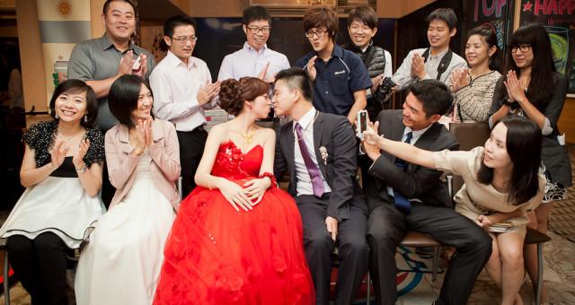 婚禮記錄 | 漢祥 & 蓓心 @ 梧棲成都婚宴館