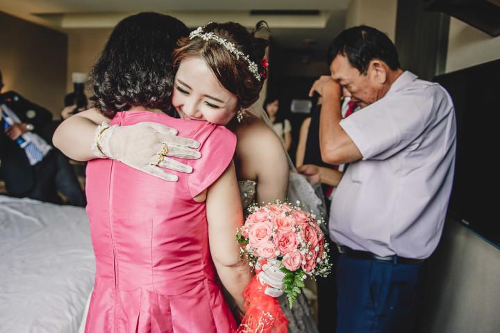 婚禮記錄 | 正偉 & 尚格 @ 岡山海中鮮