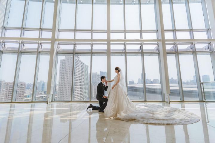 婚禮記錄 | 坤志 & 彥瑜 @ 高雄漢來巨蛋