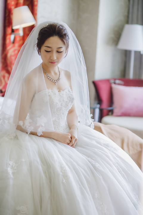 婚禮記錄 | 柏延 & 紫萸 @ 維多利亞酒店