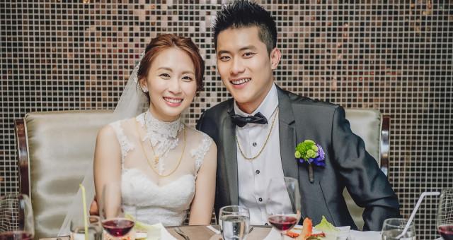 婚禮記錄 | 俊智 & 宣竹 @ 香樹花園酒店