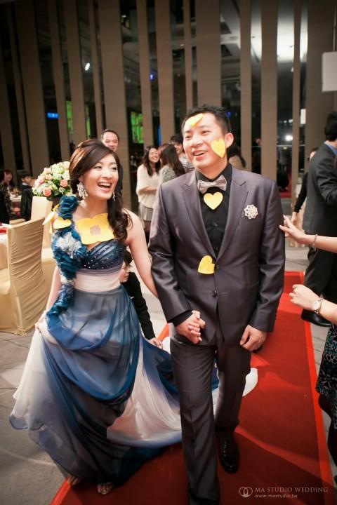 婚禮記錄 | 哲毅 & 嘉芳 @ 諾富特桃園機場飯店