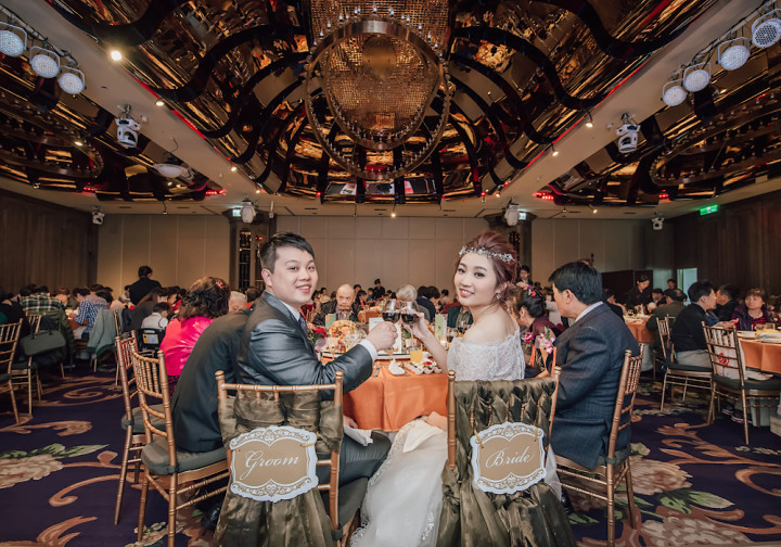 婚禮記錄 | 瀚慶 & 佩娟 @ 頤品大飯店