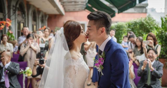 婚禮記錄 | 久昌 & 郁淳 @ 維多利亞酒店