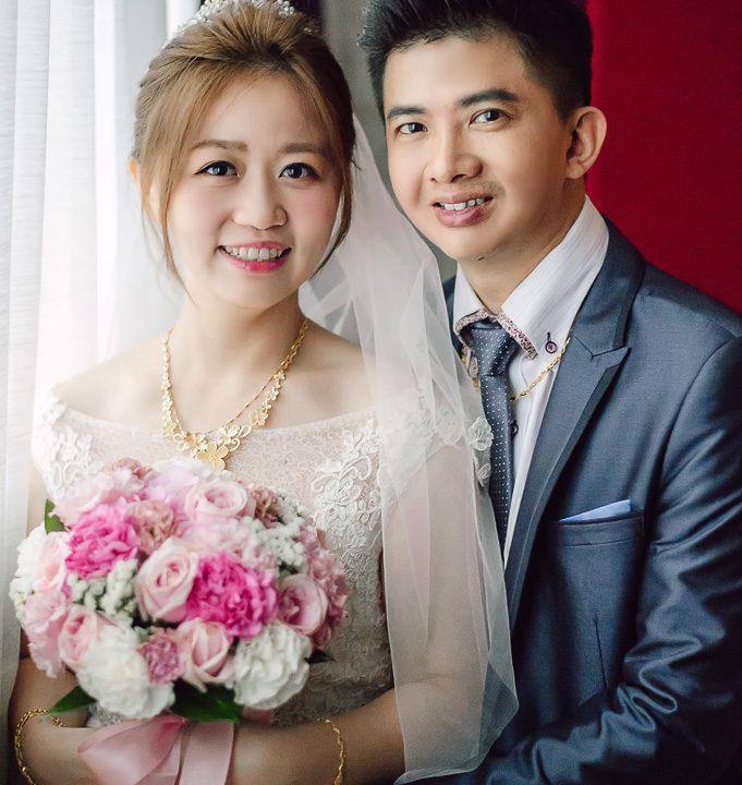 婚禮記錄 |  耿志 & 沛瑜 @ 幸福讚精品飯店