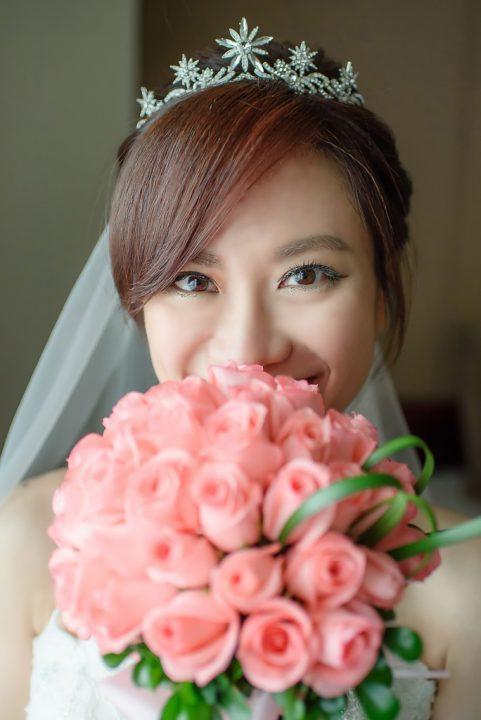 婚禮記錄 |  秉中 & 貝如 @ 華泰王子九華樓