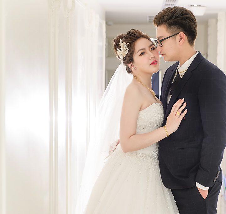 婚禮記錄 | 秉謙 & 瑞娥 @ 新莊典華 (送客照搶先版)