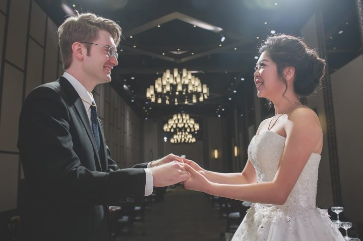 婚禮記錄 | Brandon & LuLu @ 八德彭園