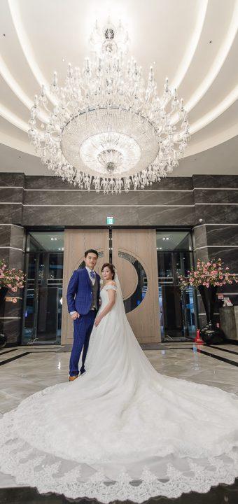 婚禮記錄 | Leon & Reine @ 八德彭園