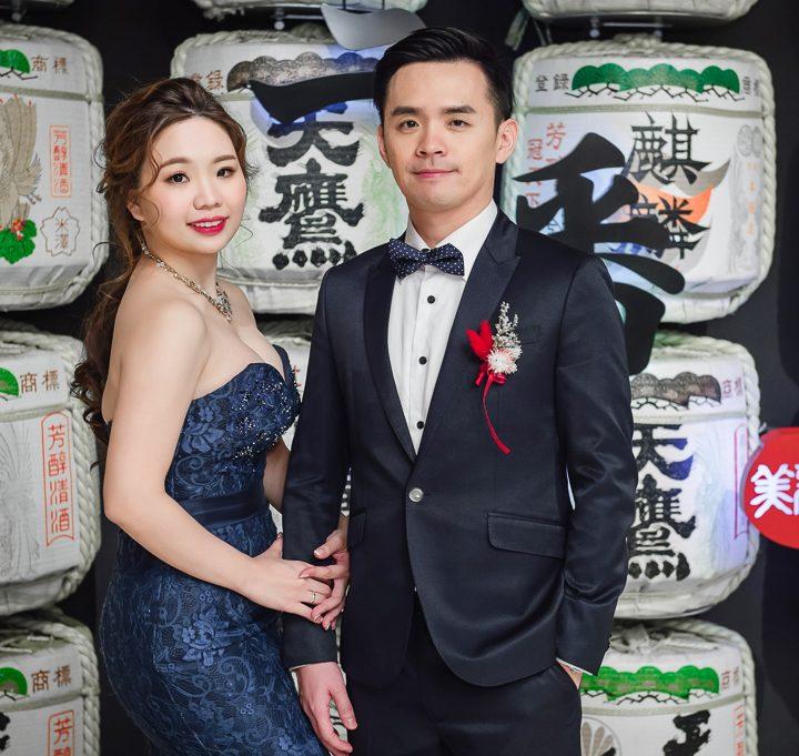 婚禮記錄 | Walter & Elva @ 華漾大飯店