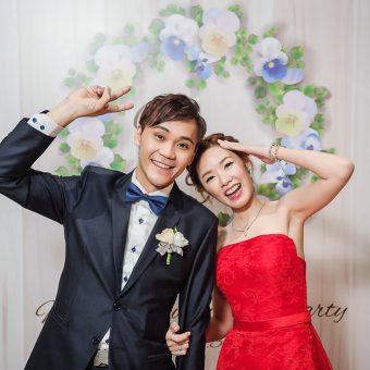 婚禮記錄 | An & Yi @ 新莊典華