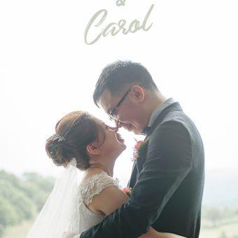 婚禮記錄 | Chuck & Carol  @ 揚昇高爾夫鄉村俱樂部